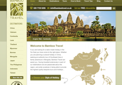 Wanderlust Travel Awards