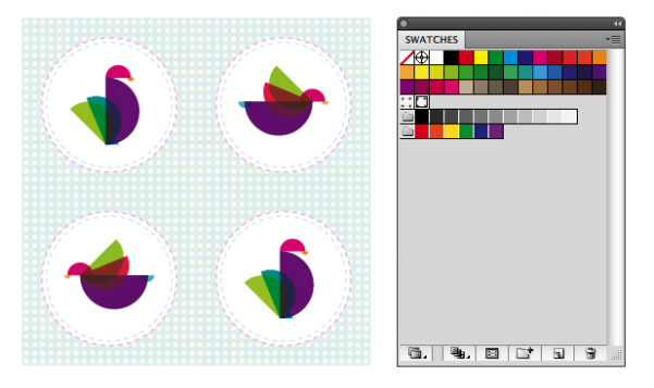 How to create fill patterns in Adobe Illustrator - Image One