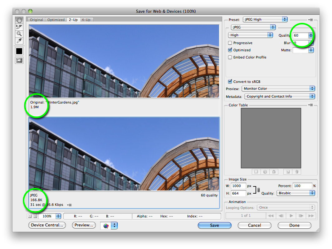 How To Resize Images In Photoshop