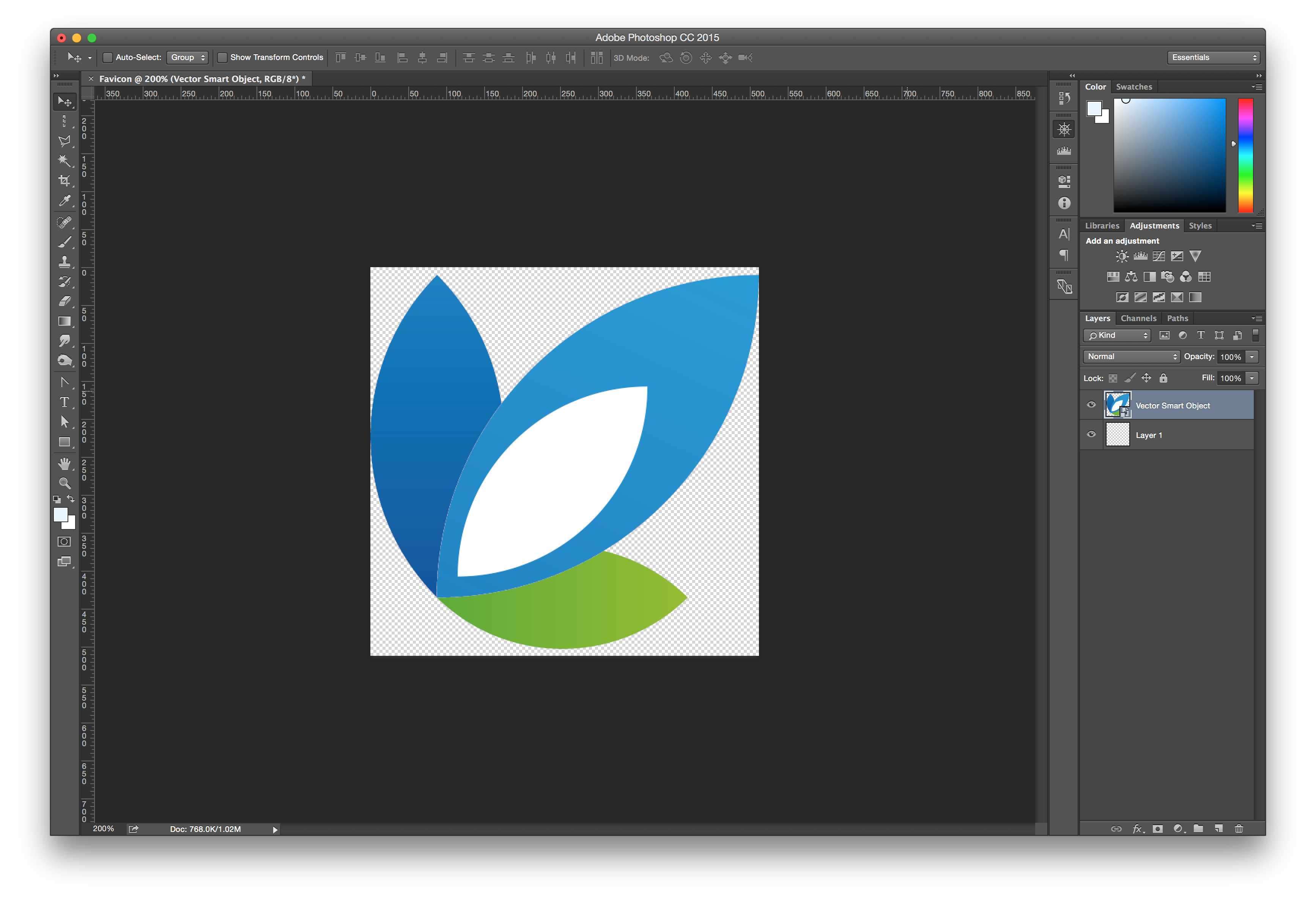 My icon design in photoshop